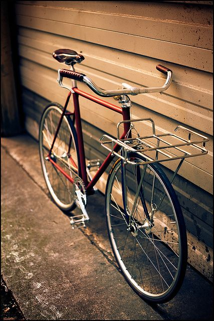 Jamais sans mon vélo!