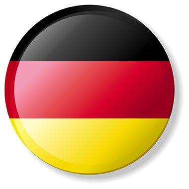 Mijn beheersing van de Duitse taal is redelijk, in woord en geschrift.