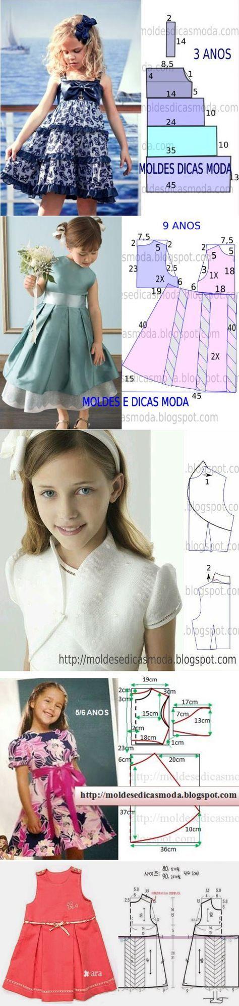 Simulation children's clothing. (40chast) // Галина Моисеева