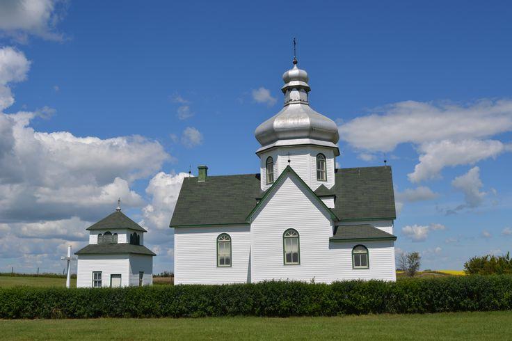 St Julien Pokrov Ukrainian Greek Catholic Church Wakaw 1926
