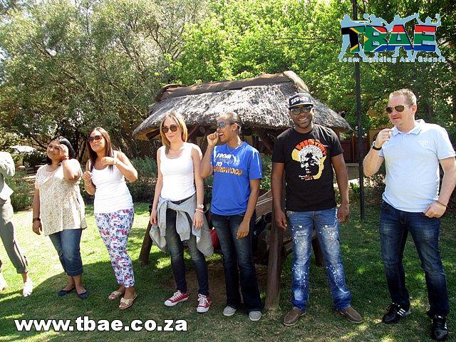 FNB Potjiekos Challange Team Building Muldersdrift