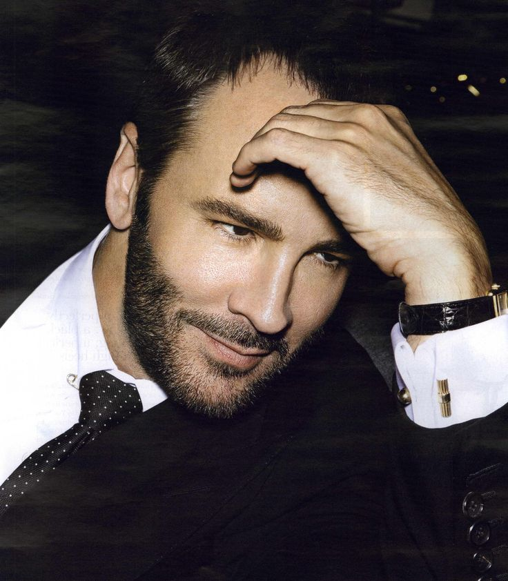 Tom Ford Himself...
