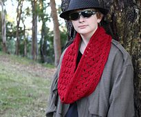 Ravelry: Clarrow Cowl pattern by Sarah jane Jackson