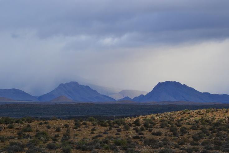 The Karoo, near Prince Albert, South Africa