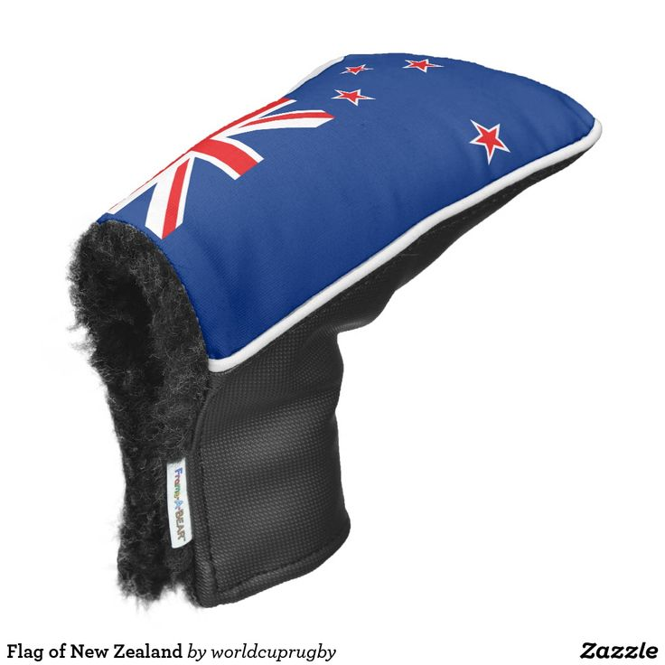 Flag of New Zealand Golf Head Cover
