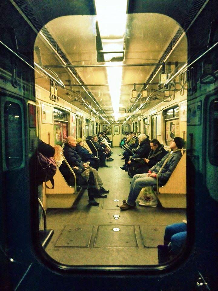"""metro 3"", underground, Budapest, Hungary"
