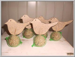 .: Uitnodiging voor een (vogel in de) Winterfeestje!