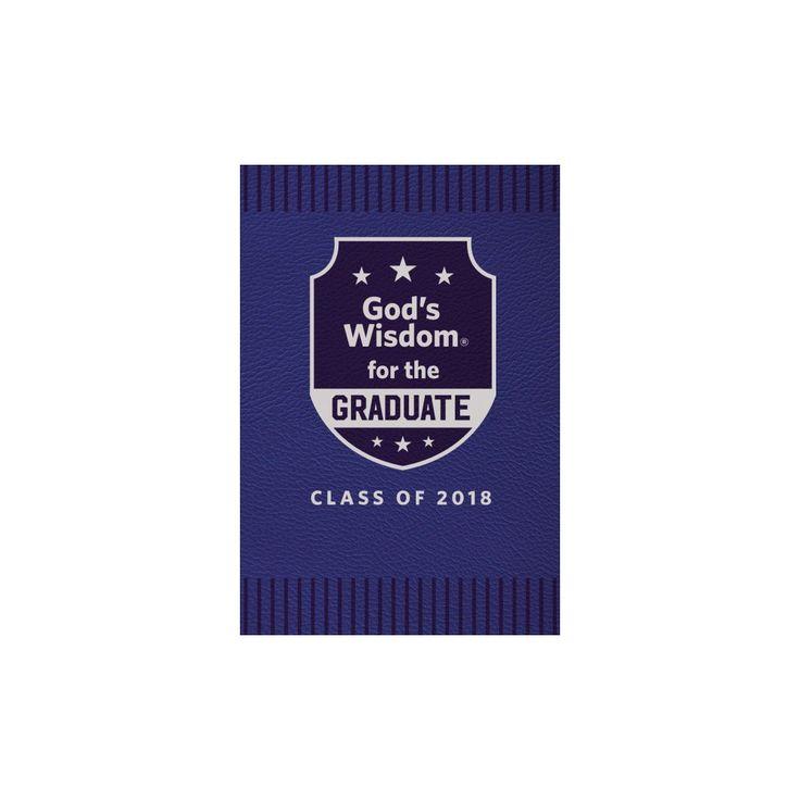 God's Promises for Graduates - Class of 2018 : New King James Version, Blue (Hardcover) (Jack