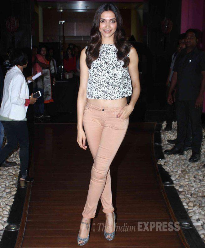 Deepika Padukone promoting Piku. #Bollywood #Fashion #Style #Beauty