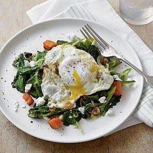 Katie Button's Sauteed Greens and Olive Oil-Fried Eggs – The Daily South   Your Hub for Southern Culture
