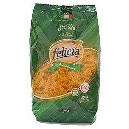 Cestoviny Felicia kukuřičné fusilli 500g