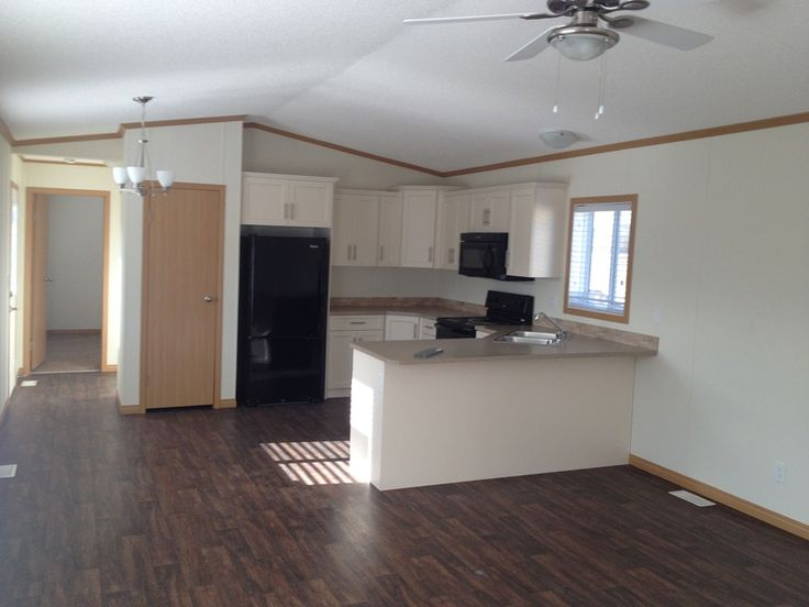 Great kitchen in a home for under $130K!