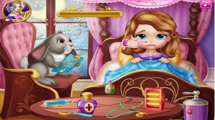 Princesa Sofia: jogo princesa sofia: jogos da disney - Gameplay