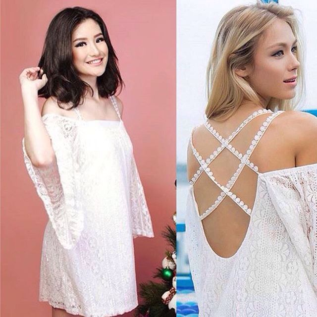 Sexy Dress white