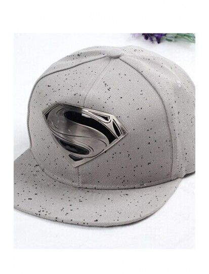 Superman Snapback ! Fashionable Superman Sheet Iron Street Hiphop Hats only 10$ available here : http://www.breakicetrends.com/fashionable-superman-sheet-iron-street-hiphop-hats-10782.html