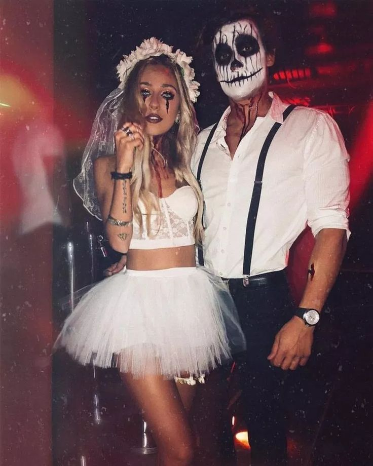 31 Best Couples Costumes and Matching Costumes For Helloween You Must Try In Nex…