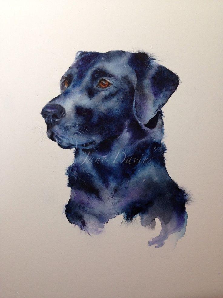 Best 25 Pet Portraits Ideas On Pinterest Dog Paintings