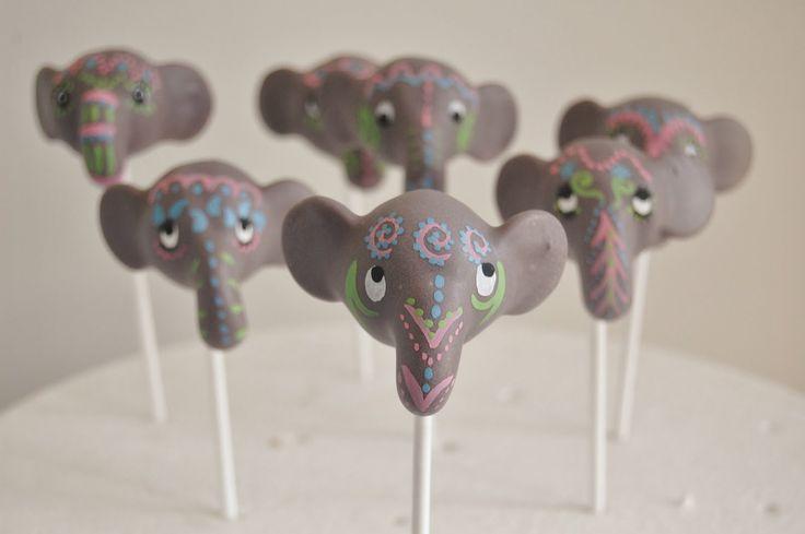 POP BAKERY: indian elephant