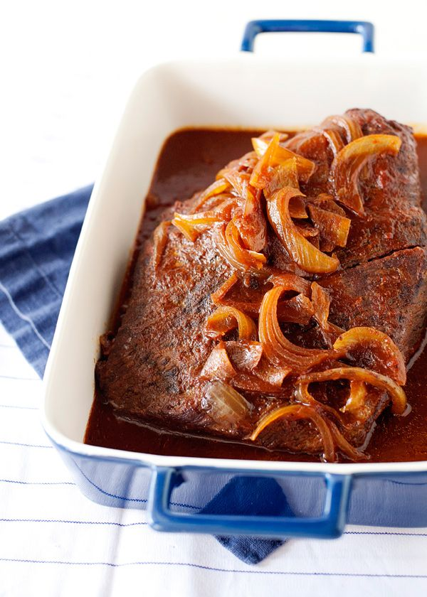 crock pot root beer brisket - not too fond of root beer, but willing to try this recipe