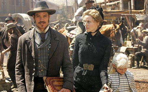 deadwood characters | HBO's Deadwood - Cast of Characters