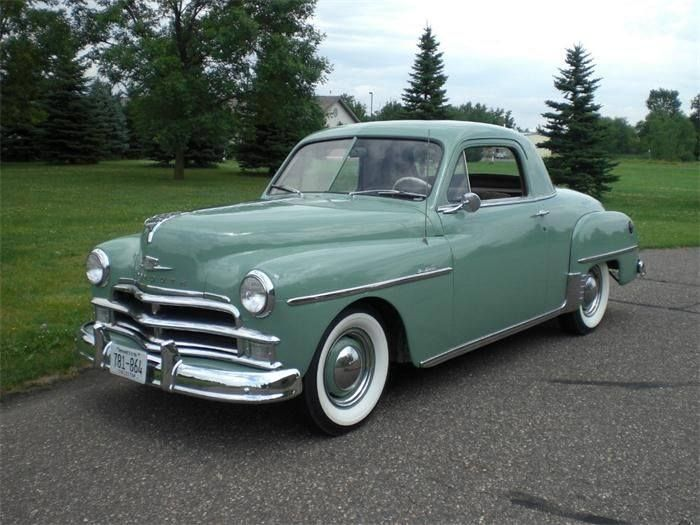 293 best images about vehicles chrysler older on for 1950 plymouth 3 window business coupe