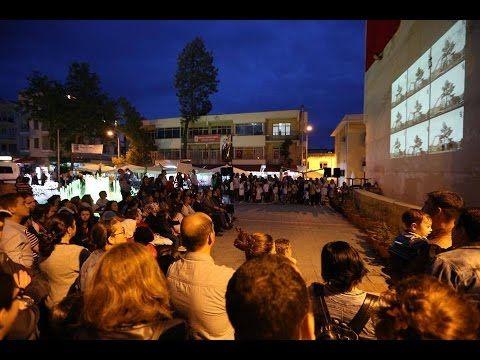 Ephesus Street Video Art Screening Video by Devrim Taban