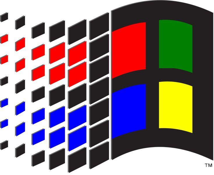 Original ... | caso 10H | Pinterest | Logos, Windows 98 ...