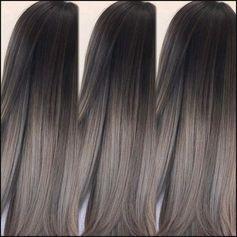 Aschbraun ist der neue Haarfarben-Trend 2018