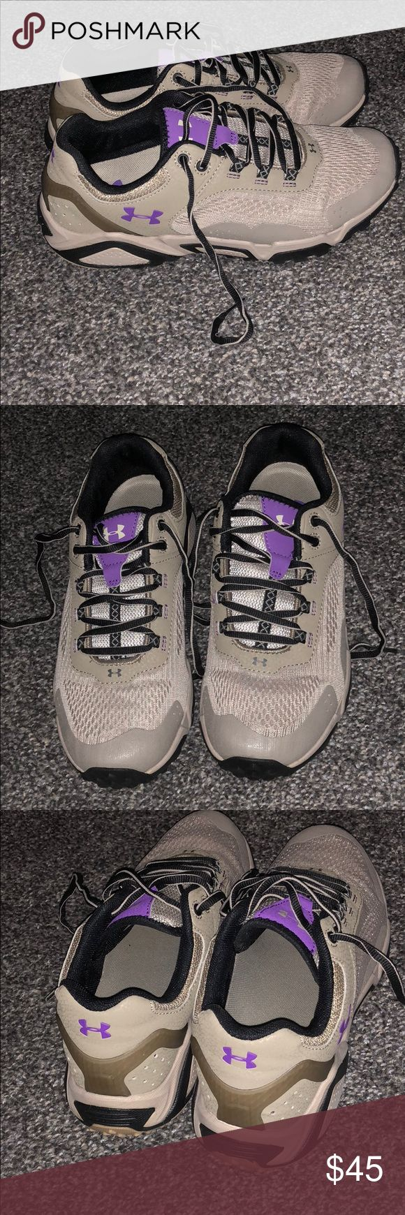Under Armour Hiking Sneakers Brand new never worn! Under armour hiking sneakers size 8! Under Armour Shoes Sneakers