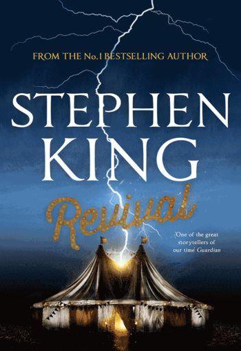 Возрождение (Revival) - доступна для скачивания первая глава новой книги от Стивена Кинга