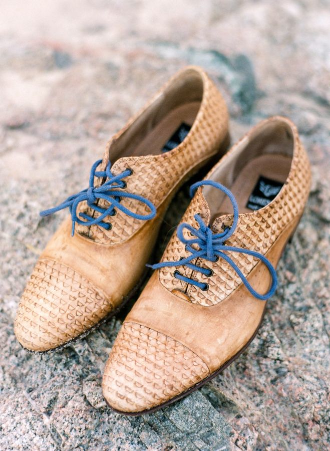 Stylish shoes for the groom: http://www.stylemepretty.com/little-black-book-blog/2016/05/12/this-engagement-shoot-is-what-love-looks-like/ | Photography: Dana Fernandez Photography - http://www.danafernandezphotography.com/