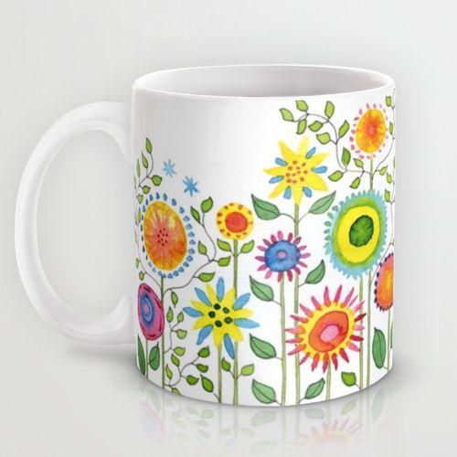 Mug by Jessie Lilac   Society6