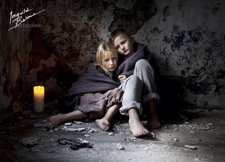 - inseparable -   My brothers beautiful children - theme shoot.  © Ingvild Bolme Photography