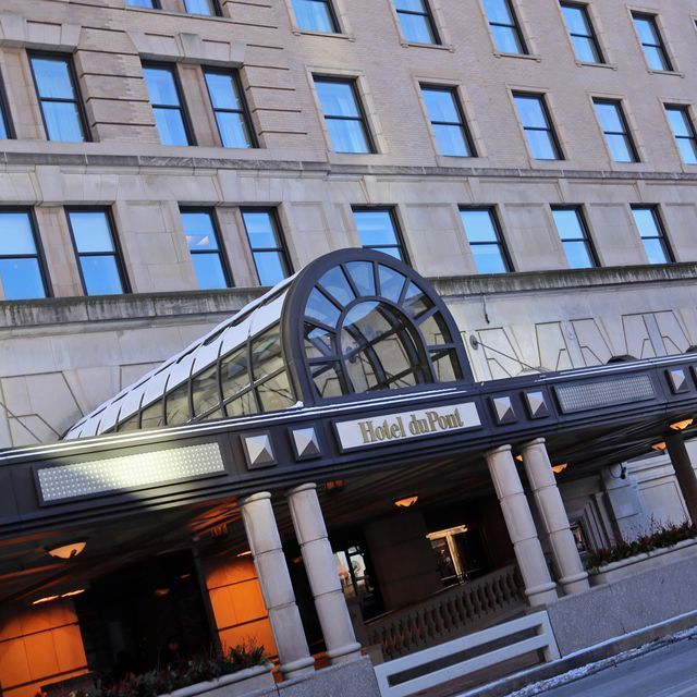 The Hotel du Pont's cancellation of a reservation for homeless people on Christmas night has sparked outrage and outreach from another hotel's management. But the Wilmington hotel later apologized, saying the homeless guests will be welcomed.
