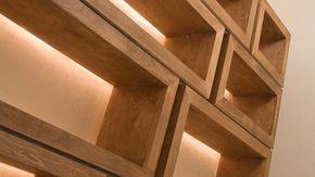 Poplar & Birch Stacking Modular Furniture Cabinets Built around a 3D MDF torsion box