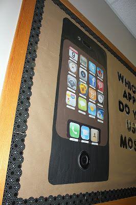 embellishments: iPhone Bulletin Board