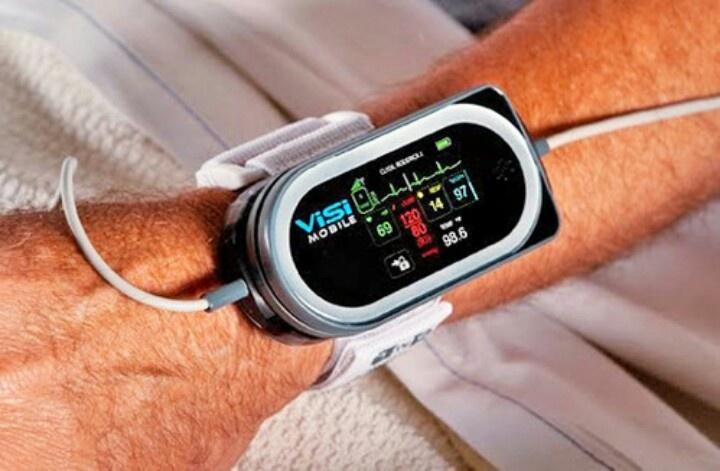 Monitor portabil parametrii vitali