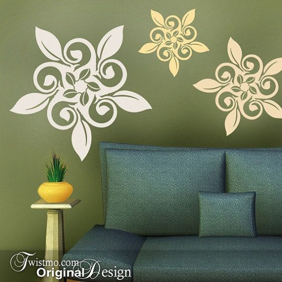 7 best Names Monograms Wall Decals images on Pinterest Baby