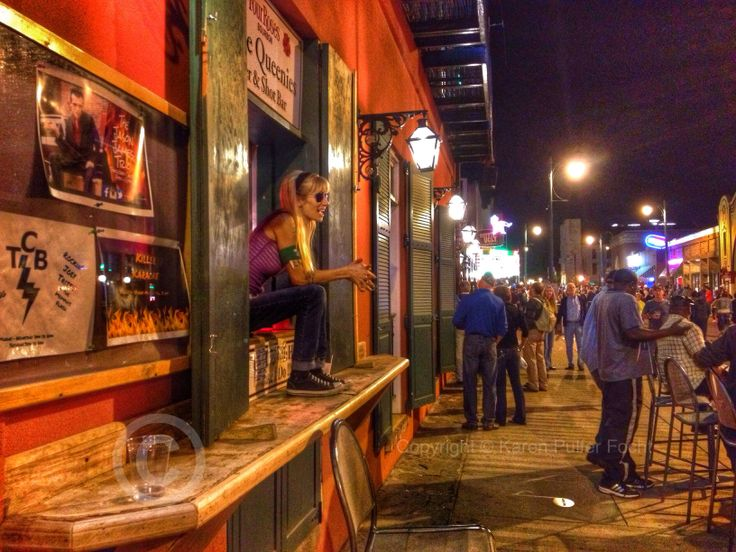 Postcard from Memphis in May -Beale Street, Memphis, Tennessee.