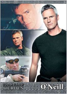 Jack O'Neill, played by Richard Dean Anderson.