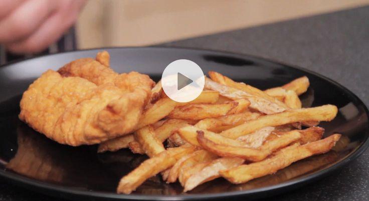 Vous connaissez le fish and chips anglais, mais saviez-vous que vous pouvez le réaliser à la maison ? Notre chef vous explique tout.