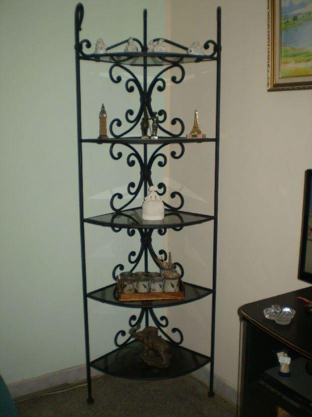 Esquinero hierro forjado hierro pinterest for Accesorios de decoracion