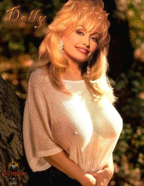 real dolly parton naked
