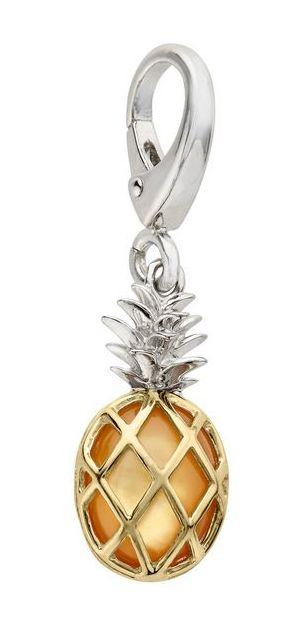 Pineapple charm.