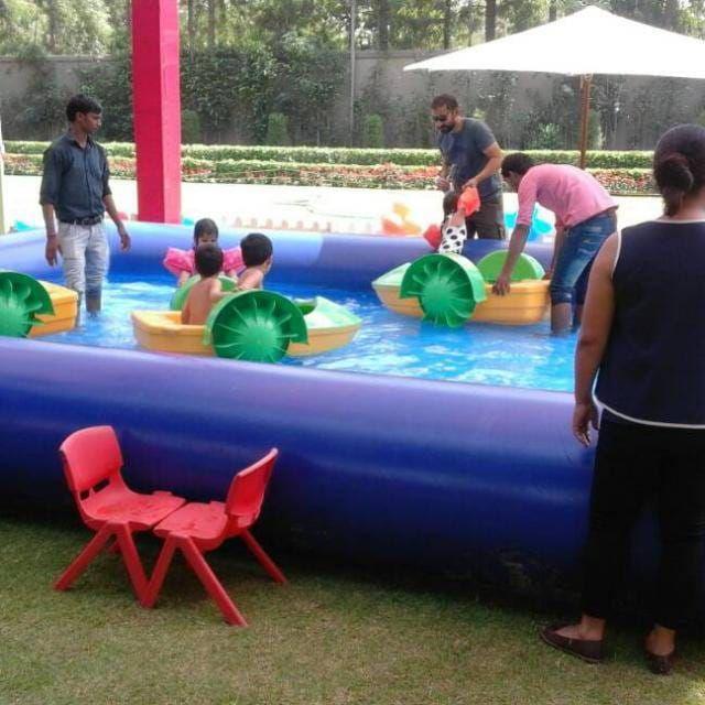 Swimming Pool On Rent In Delhi | Swimming pools, Swimming ...