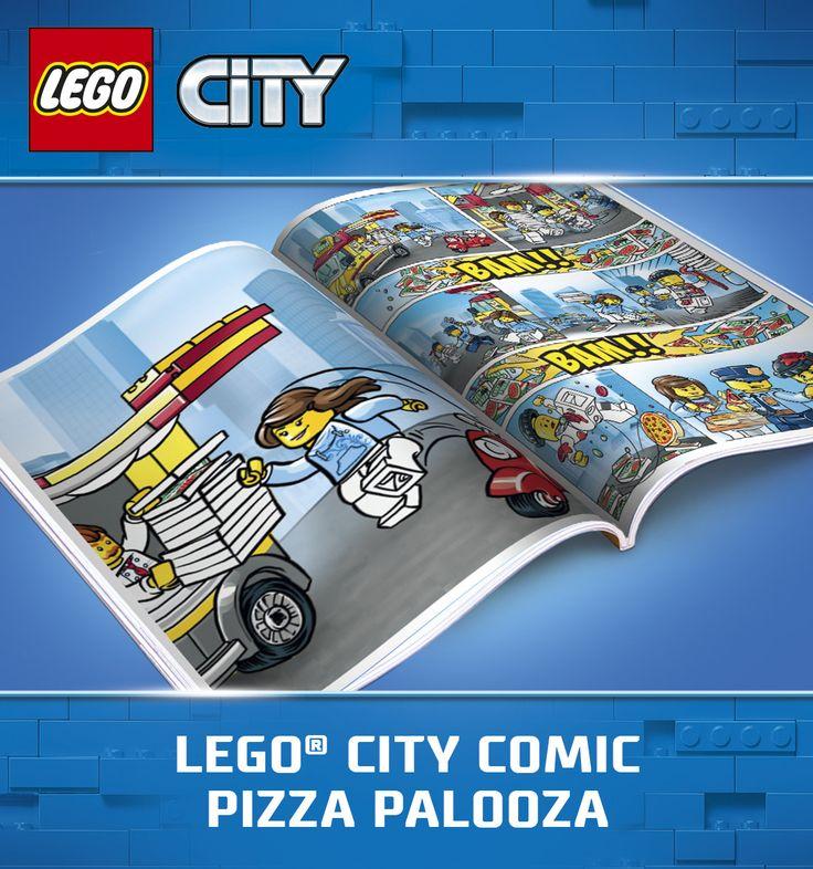 Mejores 10 imágenes de LEGO City en Pinterest   Ciudad de lego ...