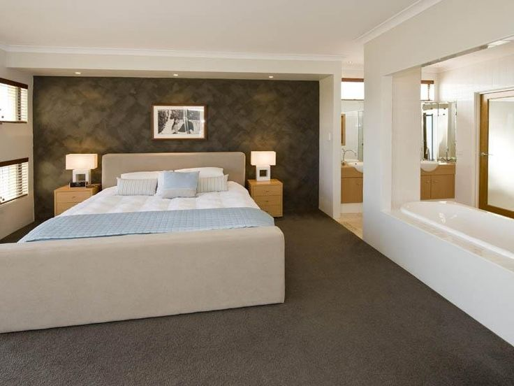 Beige bedroom design idea from a real Australian home - Bedroom photo 364624