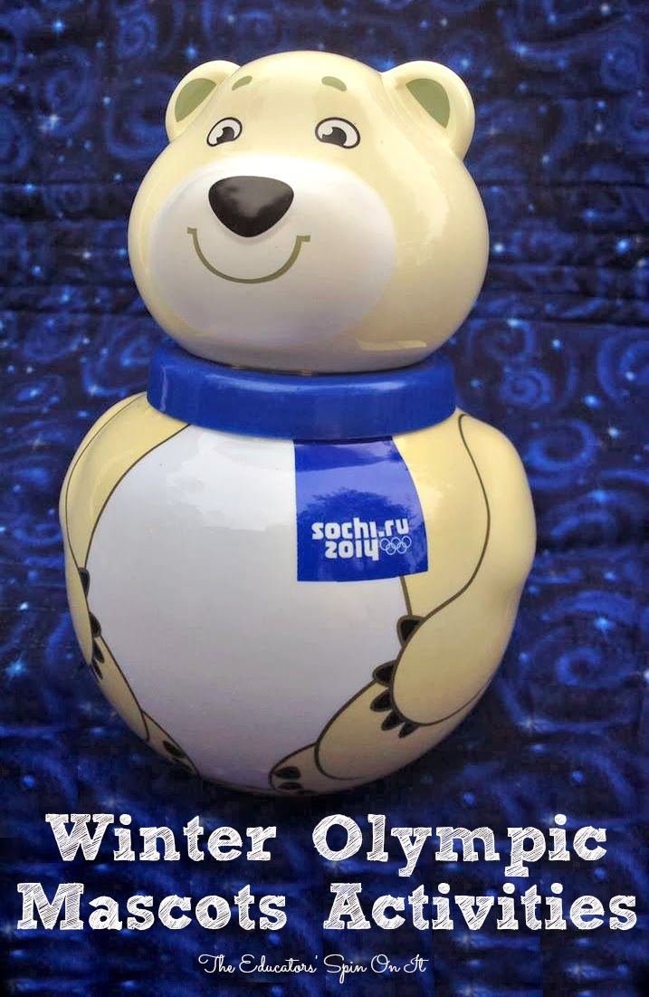The Educators' Spin On It: Winter Olympic Mascots & Activities
