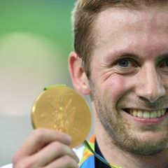 Jason Kenny of Great Britain wins Cycling Gold at Rio Olympics