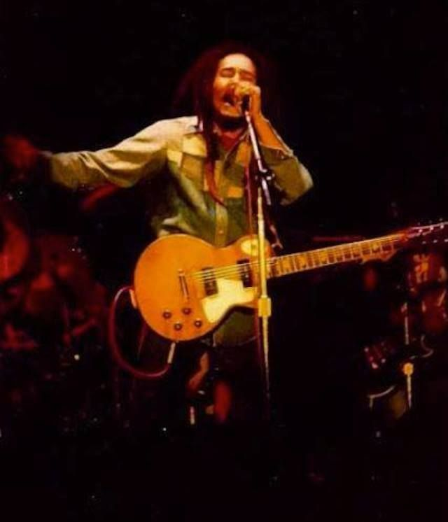 Bob Marley live in September 17 1980 at Meehan Auditorium at Brown University, Providence,